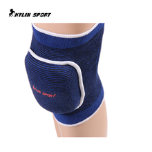 Hot Selling 1 Pair The Wicketkeeper Sports Kneepad Football Volleyball Knee Pads Free Shipping