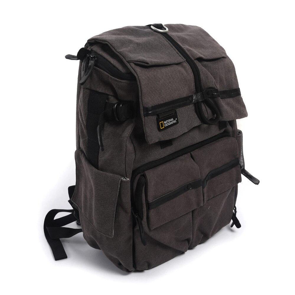 Топ предложения высокое качество Камера сумка NATIONAL GEOGRAPHIC NG W5070 Камера рюкзак из натуральной Открытый путешествия Камера (толстые)