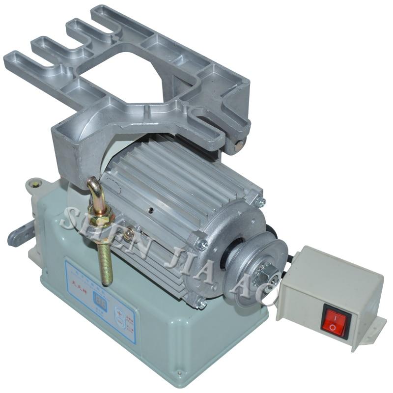1PC GEM400 160V 220V Energy Saving Brushless Servo Motor for Sewing Machine With English Manual