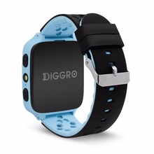 Diggro M01 Kids Smart Watch 2G GPS Tracker With Camera SIM Card Anti-lost SOS Call Children Smartwatch For Android IOS