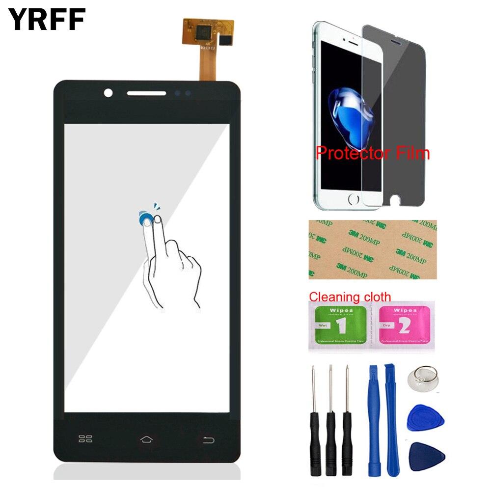 Yrff мобильный сенсорный Стекло спереди Высокая для KENEKSI Fire 2 Сенсорный экран планшета Панель Стекло Инструменты Бесплатная protecotr Плёнки + кле...