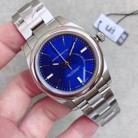 Classic style Perpetual aaa 40mm Original buckle sapphire m114300 0001 Blue Dial aaa Mechanical Wristwatches Waterproof 10M Watc
