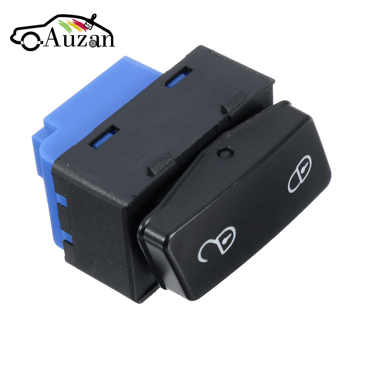 1TD962125 1T0962125 Drivers Side Central Door Lock Unlock Switch controlling Button For Volkswagen /VW Caddy Touran 1T0962125B цены
