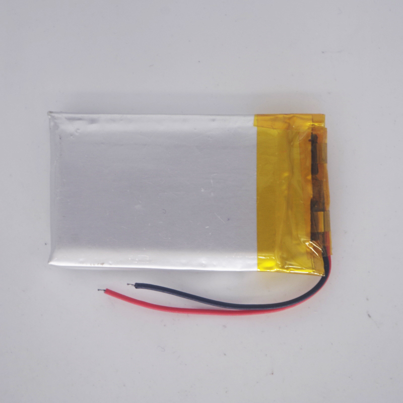 3.7v li po li-ion batteries lithium polymer battery 3 7 v lipo li ion rechargeable lithium-ion for 6025040 tachograph image