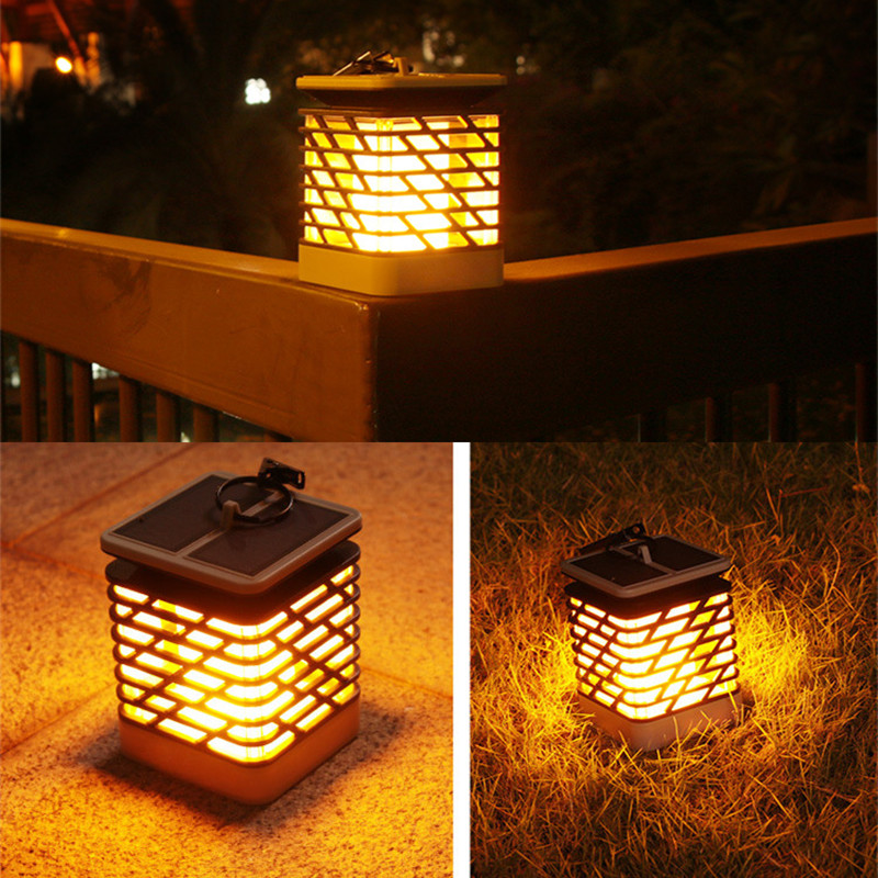 Us 37 71 10 Off New Led Solar Light Waterproof Garden Lamps Outdoor Street Lawn Decorative Landscape Lighting In From Lights