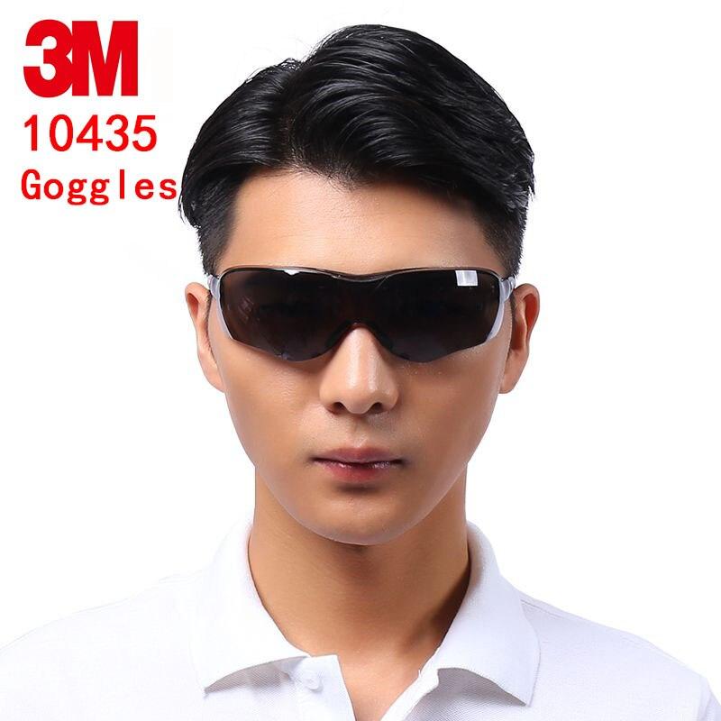 3 м 10435 блики очки подлинной безопасности 3 м Airsoft очки антибликовый УФ-открытый езда анти-шок защитные очки