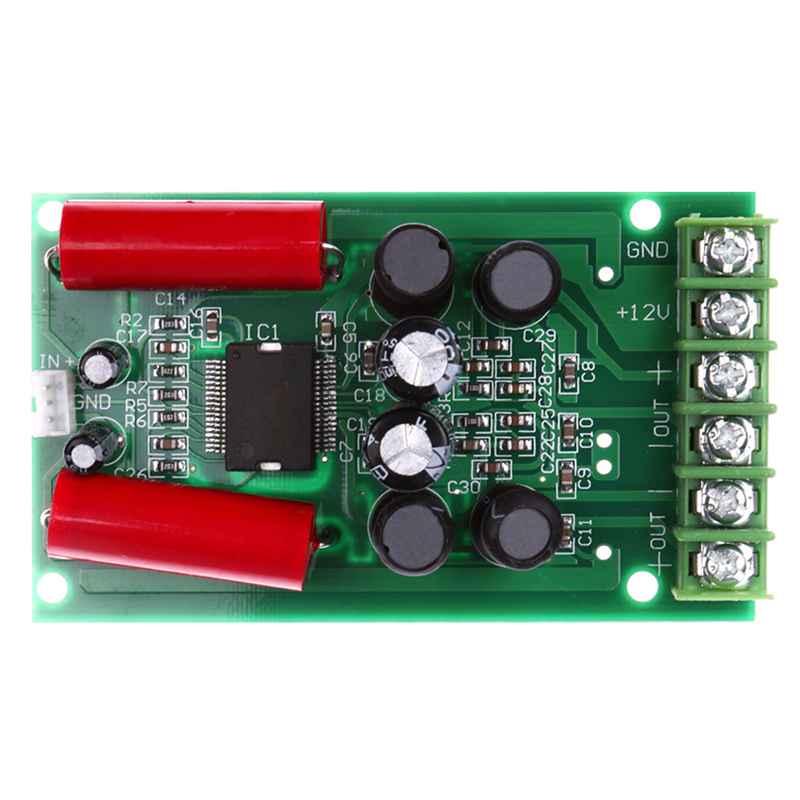 12V TA2024 Amplifier Board DIY PAM8610 2x15W AMP Amplifier Board Mini HIFI Digital Audio Repl Amplificador 4pcs lot pam8610 pam 8610 good