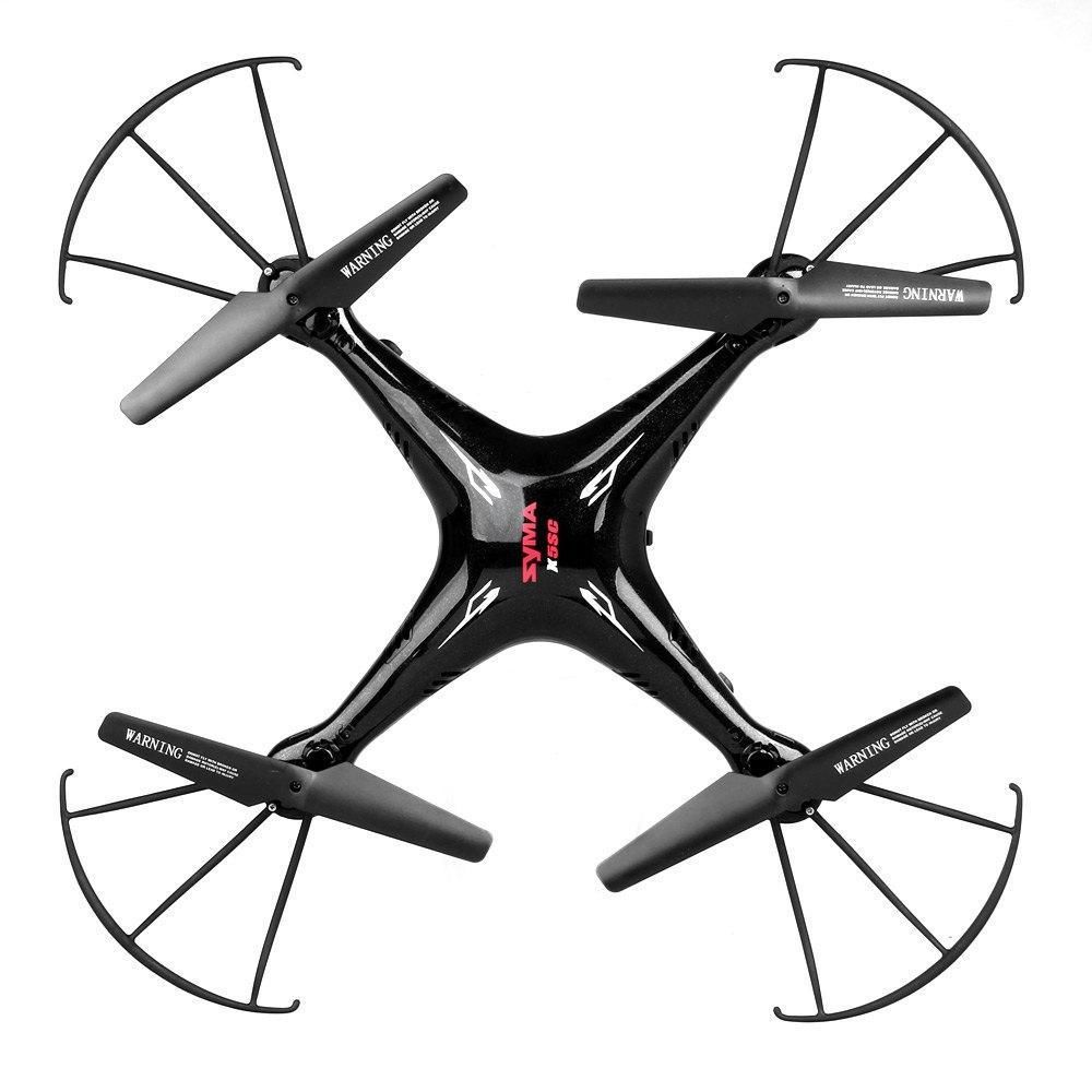 Syma X5SC New Version Syma X5SC 1 4CH 2 4GHz 6 Axis RC Quadcopter with HD
