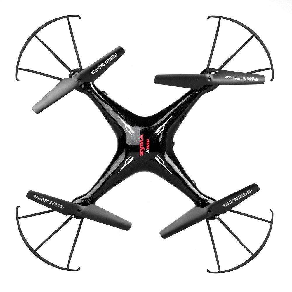 Syma X5SC Nuova Versione Syma X5SC-1 4CH 2.4 GHz 6 Axis RC Quadcopter con la Macchina Fotografica HD 360 Gradi EversionSyma X5SC Nuova Versione Syma X5SC-1 4CH 2.4 GHz 6 Axis RC Quadcopter con la Macchina Fotografica HD 360 Gradi Eversion