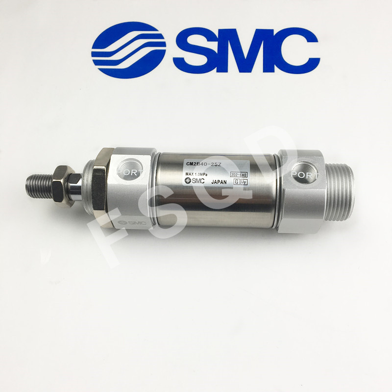 CM2B40-25 CM2B40-25Z SMC stainless steel mini cylinder pneumatic cylinder air tools CM2B seriesCM2B40-25 CM2B40-25Z SMC stainless steel mini cylinder pneumatic cylinder air tools CM2B series