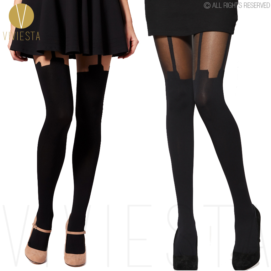 tights Super suspender