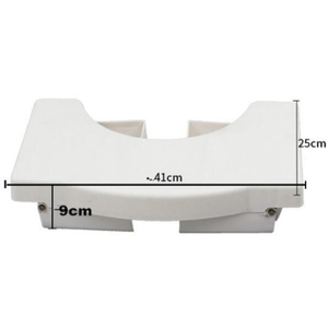 Image 5 - 41X25X17.5ซม.ลื่นห้องน้ำสตูลเท้าพับเด็กไม่เต็มเต็งสตูลห้องน้ำระดับมืออาชีพเสริมสตูลห้องน้ำSuppli