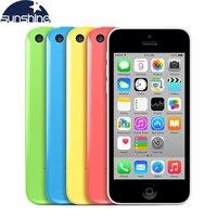 Оригинальное разблокирована Apple IPhone 5C мобильный телефон 4