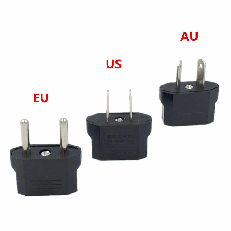 1PCS European US AU EU Plug Adapter American Japan China US To EU Euro Travel Power Adapter Plug Outlet Converter Socket