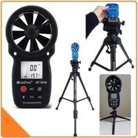 Holdpeak 866b 디지털 풍속계 최고의 바람 속도 측정기 측정 풍속 온도 바람 냉각 백라이트
