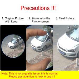 Image 3 - 40X Optische Glas Telefoon Lens Zoom Telescoop Tele Mobiele Telefoon Lenzen Camera Lens Voor Iphone Samsung Ios Android Smartphones