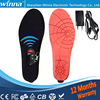 Best Gift Heating Insoles With Battery Winter Usb Powered Insoles Cloth Soles For Men And Women
