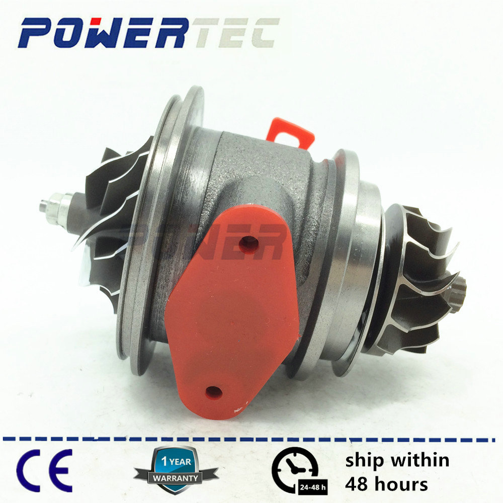 Balanced turbo core TD025 turbocharger cartridge CHRA for Hyundai Trajet 2.0 CRDI D4EA 113HP 2000-2008 49173-02412 49173-02401 bv43 5303 970 0144 53039880122 chra turbine cartridge 282004a470 original turbocharger rotor for kia sorento 2 5 crdi d4cb 170hp