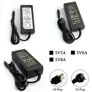 Image 5 - DC 5V 12V 24V Power Supply Adapter 1A 2A 3A 5A 6A 8A AC DC Transformers 220V To 12V 5V 24V Power Supply Adapter 5 12 24 V Volt