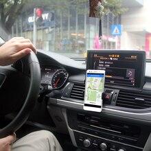 Cradle mount vent air регулируемая мобильный автомобилей телефон iphone держатель для