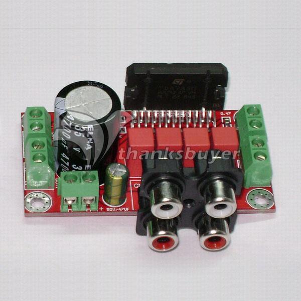 Tda7850 4 Channel Car Audio Amplifier Board Diy Kit 50w X 4 Amp In