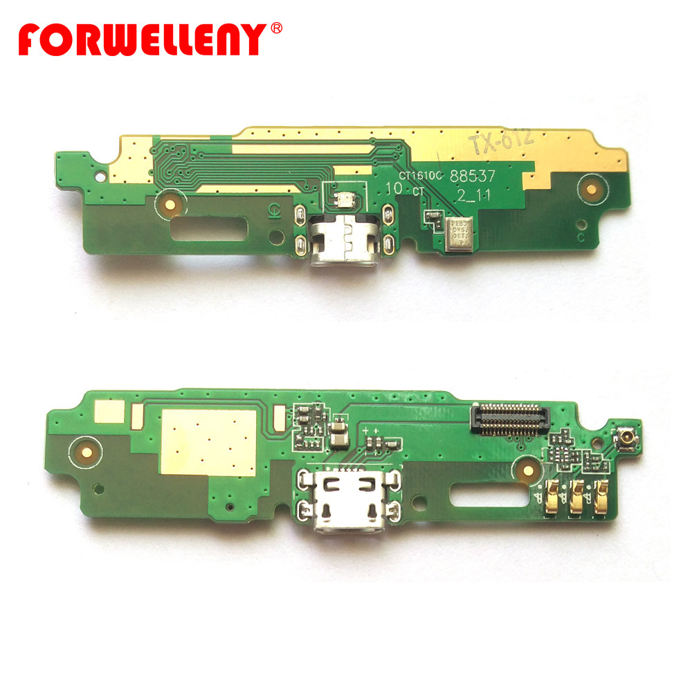 USB Charger Charging port PCB bottom Board circuits with Mic For Xiaomi Redmi 3s redmi3s