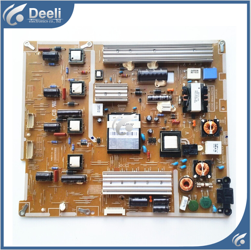 good Working original used for power supply board UA46D6600WJ PD46B2_BDY BN44-00427B 95% new good working original used for power supply board led 42v800 le 42tg2000 le 32b90 vp168ug02 gp power board