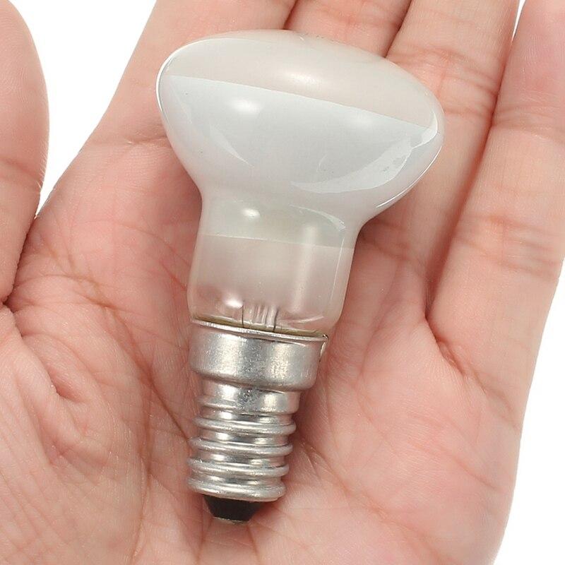 Лучшая цена 2 шт. лампа <font><b>E14</b></font> 30 Вт <font><b>R39</b></font> ses Лава Отражатели прожектор лампа AC220V домашние украшения огни Освещение