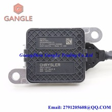 Частиц сажи Датчик Partikel Lambdasonde Кислород O2 Датчик NOX для Chrysler DODGE Ram 2015 2500 3500 6.7L 68227486AA 5WK97360(China)