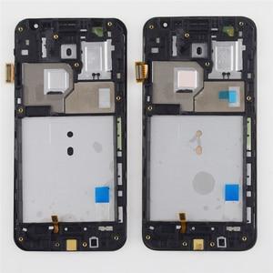 Image 3 - Màn Hình LCD Cho Samsung J3 2016 Màn Hình LCD Cho Galaxy J3 2016 Màn Hình J320F J320M J320H J320FN Bộ Số Hóa Màn Hình Cảm Ứng Với Nhà nút Khung