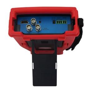 Image 3 - DHL Free CCTV Tester Monitor IPC4300 Plus 8MP TVI CVI 5MP AHD SDI H.265 4K IP Camera Tester with Digital multimeter,Cable tracer