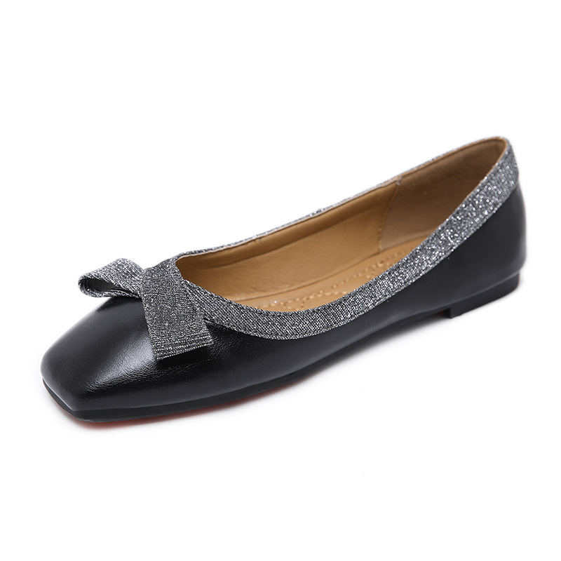 Office Flats Moccasins Women Driving-Shoes Casual-Shoes Ladies Loafers Comfortable Soft