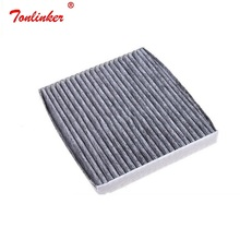 Car Cabin Air Filter 87139 50060  Fit For Toyota Corolla Highlander YARiS 2009 2017 Model Filter Car Accessoris