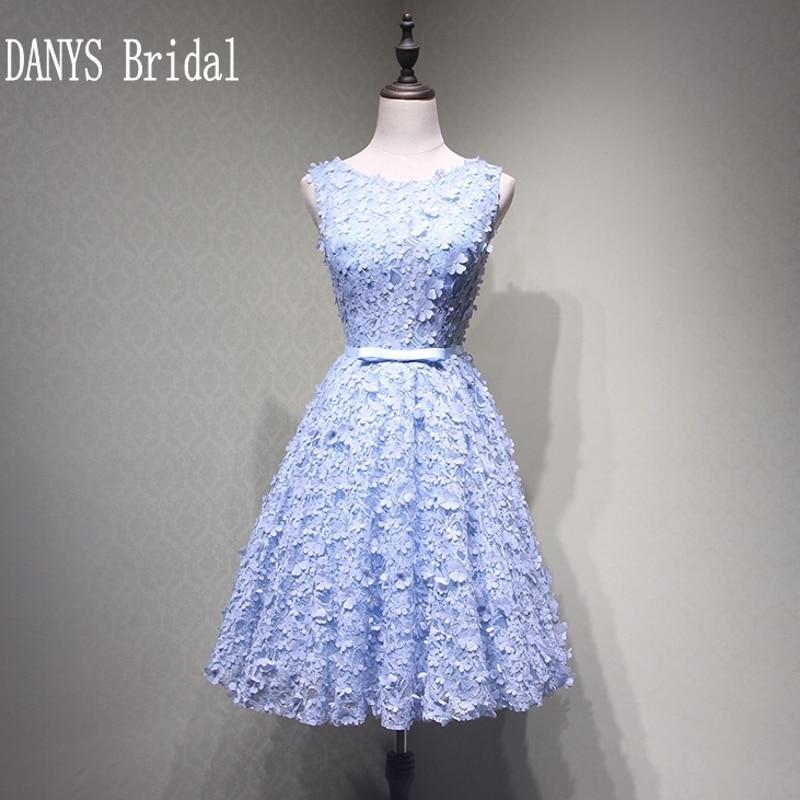8 ° grado brevi abiti da ballo in pizzo abiti da festa per la laurea vestido de formatura festa curto gala jurken