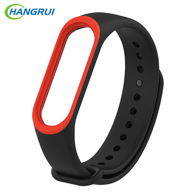 Colorful, Watch, Silicone, Wristband, Belt, Xiaomi
