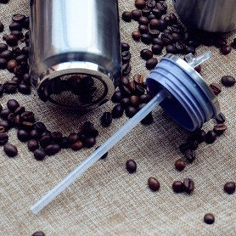 Dvostruki zid nehrđajućeg čelika Termos termos grlo posude za kavu - Kuhinja, blagovaonica i bar - Foto 6