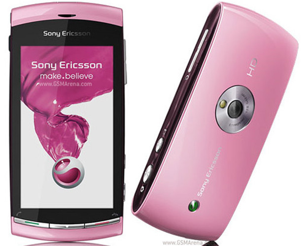 sony-ericsson-vivaz-pink