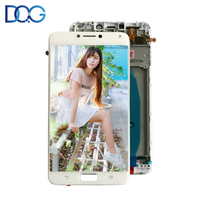 5 5 Touch Screen For Asus Zenfone 4 Max X001D X015D ZC554KL LCD With Frame Glass