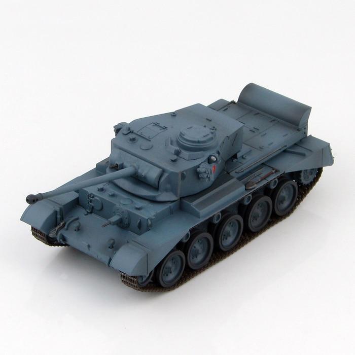 HM 1/72 HG5204 A34 Comet British cruiser tank model Favorites Model bask light 55 m 5204