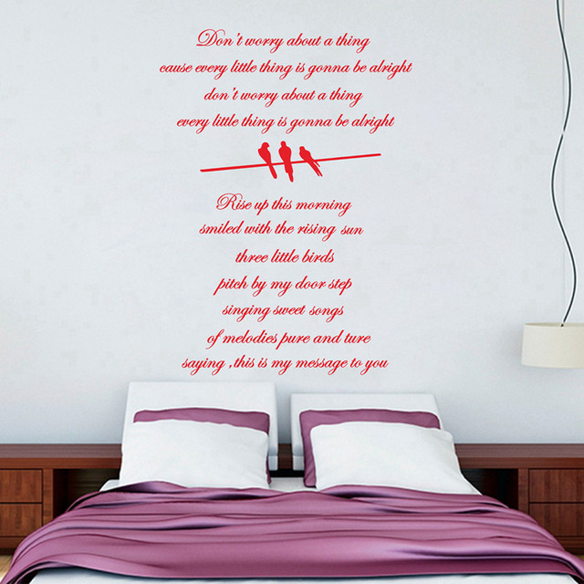 BOB MARLEY Wall Stickers  Part 68