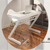 80*50*75 см Z стиль Офисные столы письменный стол компьютерный таблицы ноутбук стол с поддержка клавиатуры