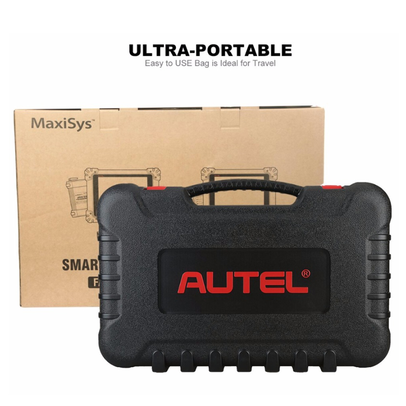 Image 4 - Autel Maxisys Pro MS908P Automotive Diagnostic Scanner With ECU Coding and J2534 programming (Same function as Maxisys Elite)-in Engine Analyzer from Automobiles & Motorcycles
