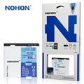 Original Nohon Battery BP 5M For Nokia 5610XM 5611 5710XM 6110 Navigator 6220C 6500S 7379 High Capacity 900mAh Retail Package