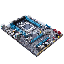 X79 motherboard compatible version Support memory server RECC E5 2670 and other CPU USB3.0 SATA3 Interface Type 1pc