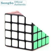 ShengShou Legend 4x4x4 Magic Cube 4x4 Cubo Magico Professional Neo Speed Cube Puzzle Antistress Fidget Toys For Children