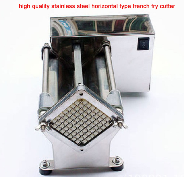 2016 New Design High Quality Commercial Electric French Fry Cutter,potato  Chips Cutter Slicer , Great Ideas