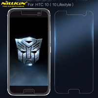 For HTC 10 Tempered Glass Screen Protector Nillkin 9H Anti Explosion H 0 3MM H Plus