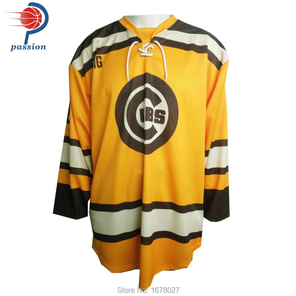 678ba9a89aa Fully Dye Sublimated High Quality US Team Hockey Jerseys For Sale With  Customized Logos names numbers-in Hockey Jerseys from Sports    Entertainment on ...