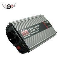 Onduleur de voiture de prise européenne 600 W, haute qualité CE 12 v dc à 220 v ac onduleur de convertisseur de voiture à onde sinusoïdale modifiée