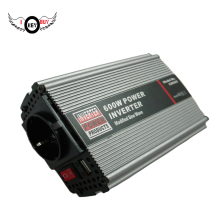 free shipping 400W European Car power  Inverter , 12v dc to 220v ac  power car converter